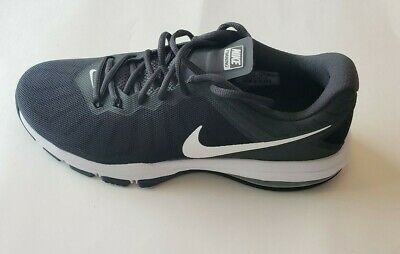check out f057b 2179e New Nike Men s Air Max Full Ride TR 819004 001 Black White-Anthracite Size