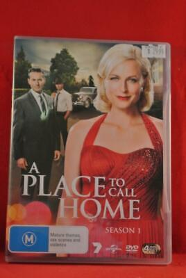 A Place To Call Home - Season 1 One - Region 4 - DVD