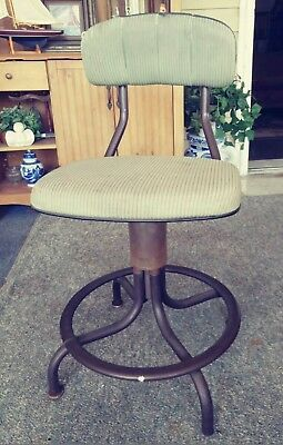 Western Electric Telephone Switchboard Operator Chair Vintage Industrial 1950's