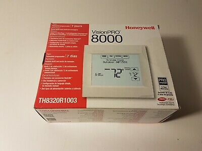 HONEYWELL VISIONPRO 8000 TH8320R1003 7 Day Programmable