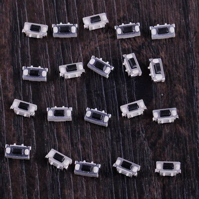 20Pc 7mm x 3.5mm 12V 250V SPST Momentary Push Button SMD SMT Tactile Tact Switch