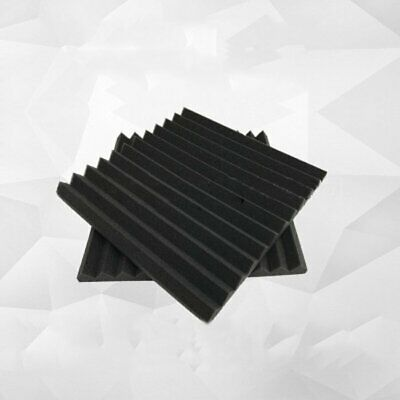 6/12/24pcs Acoustic Wall Panels Sound Proofing Foam Pads Studio Treatments Tools