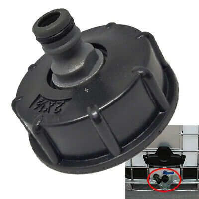 Reliable Ibc Rain Water Garden Tank To Hose Pipe Or Jet Wash Adaptor Fitting Agriculture/farming