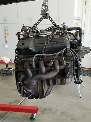 87-95 FORD LINCOLN 5 0L H o  302 Mustang Thunderbird Oem