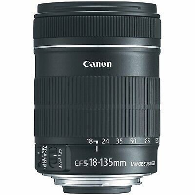 Canon EF-S 18-135mm f/3.5-5.6 IS Standard Zoom Lens for Canon Digital SLR Camera