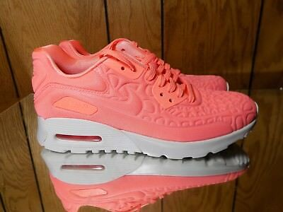 NIKE AIR MAX 90 Ultra Plush Women's Running Shoes Copa Copa
