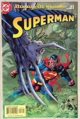 Superman #207 limited edition, signed with COA (DF 2004) NM condition
