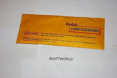 New Very Old Stock Kodak 2-Way Flashguard