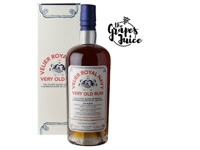 Rhum Royal Navy Very Old Rum - Velier Caribbean Selection Rum