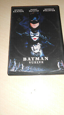 DVD BATMAN VUELVE Batman Returns