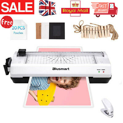 4in1 A4 Laminator Laminating Machine with Rotary Trimmer Cutter / Corner Rounder