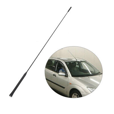 FORD TRANSIT CUSTOM 50 CM Antenna Aerial Antena Radio Am Fm Rod Roof