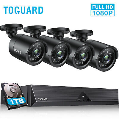 """TOGUARD 8"""" Mirror Dual Dash Cam FHD 1080P Touch Screen Front and Rear Car Camera"""