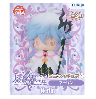 FATE GRAND ORDER x Sanrio Caster Merlin Mini Figure Model US SELLER
