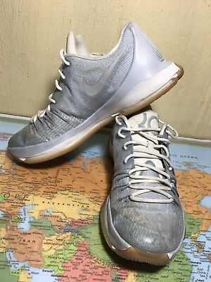 06fb62e8ffacb2 Nike Kd 8 Easter Kevin Durant Men s Basketball Shoes Size Us 11.5Grey  749375-002