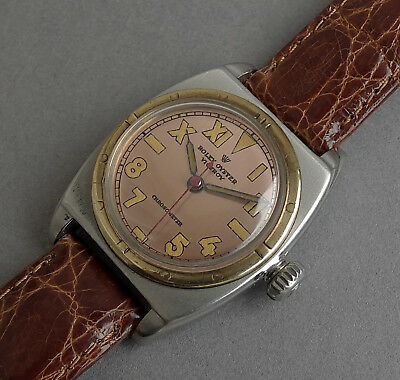 ROLEX VICEROY OYSTER  Vintage Manual Chronometer Watch c1944