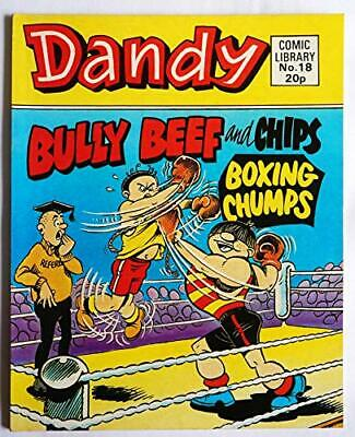 Dandy Comic Library No. 18 Bully Beef and Chips Boxing Chumps [comic]