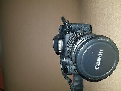 Canon EOS 7D 18.0MP Digital SLR Camera - Black (Kit w/ EF-S IS 18-135mm Lens)
