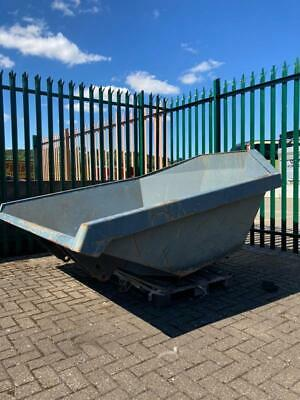 Barford 3-6 Tonne Swivel Dumper Skips*  * Unused *