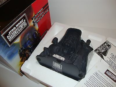 Star Wars Shadows Of The Empire Limited Edition Statuette 0960/5000 Lucasfilm