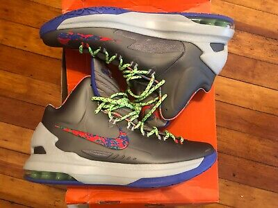 more photos dbe07 9a473 NIKE KD V 5 NERF Energy Size 12 Grey Splatter 554988-007 DS 2012 Kevin