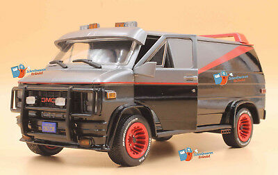 Greenlight Hollywood A-Team Van GMC Modellauto - Auto - Vandura - 1:24 Chevy B.A