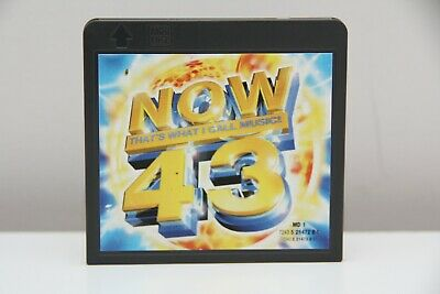 Various Artists Now That's What I Call Music! Vol. 43 MiniDisc 1999 Disc 1 Only