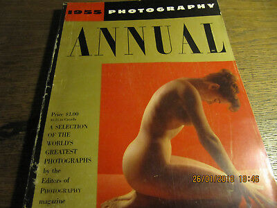 Revue Photography Annual 1955