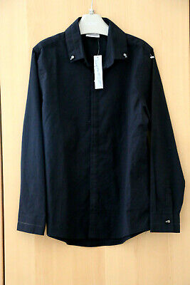 Next Signature Boys Black 'Skull' Smart Shirt Age 8 Years BNWT