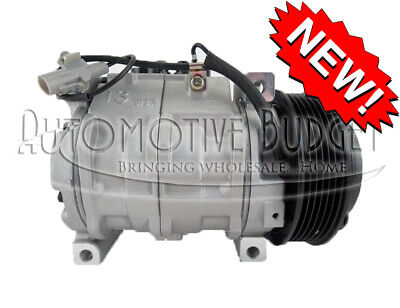 A/C Compressor w/Clutch for RigMaster LG200 - NEW