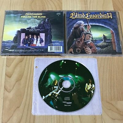 Blind Guardian - Follow The Blind [1CD, Korea First Press] Helloween