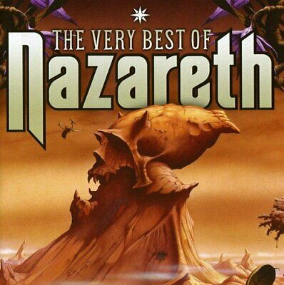 Nazareth - Very Best Of / Greatest Hits - CD Neu & OVP - Love Hurts - Dream On
