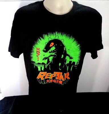 Rugrats Reptar Loot Crate  T-Shirt Mens XL or 3XL Japan Style Nickelodeon NEW