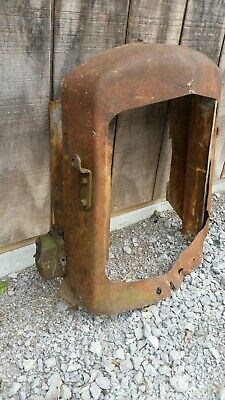 40's Minneapolis Moline Tractor Grill, Hot Rod,Rat Rod-Repurpose wall art