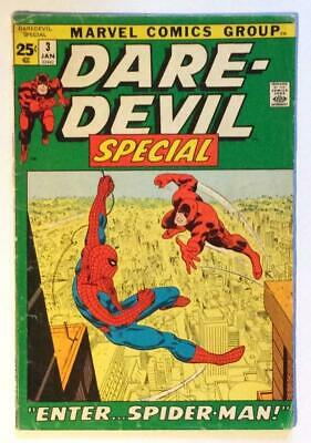 Daredevil Annual #3 (Marvel 1972) Bronze age classic