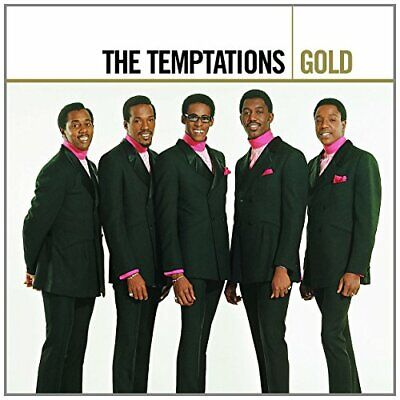 The Temptations - Gold - 2CDs Neu & OVP -  Best Of / Greatest Hits