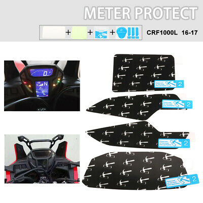 New Dashboard Film Screen Protector For Honda CRF1000L Africa Twin 2016-2017