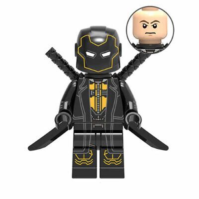 Lego Marvel Avengers Ronin End Game Hawkeye Infinity War 2