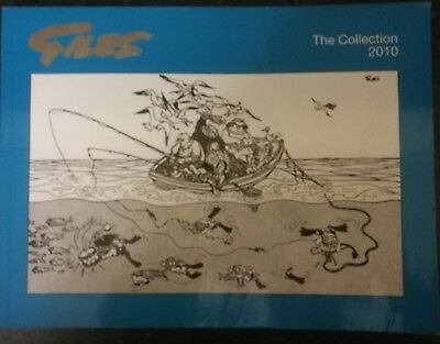 Giles Cartoons Caricatures  The Collection 2010 by Octopus Publishing Group