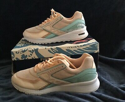 sneakers for cheap ac790 f1982 Brooks Pink Dolphin Tsunami Regent Men s Size 8 Multicolor Shoes