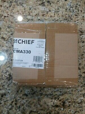 Chief CMA330 Offset Ceiling Plate Mount Pipe FACTORY SEALED NEW GREAT PRICE