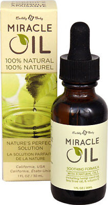 Earthly Body Miracle Oil Healing Formula 1oz 12 pack