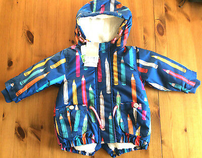 Next Baby Girls Jacket/Coat Age 3-6-9 Months Tag £25