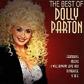 DOLLY PARTON - The Best Of - Greatest Hits CD Album