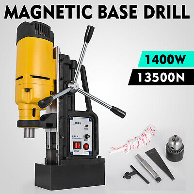 MB-23 Industrial Magnetic Drill 240V 1400W PRO FREE SHIPPING RELIABLE SELLER