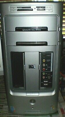 HP MEDIA CENTER PC m7088a-INTEL PENTIUM 4- 3.40 GHz-PCI-EXPRESS GRAPHICS WITH TV