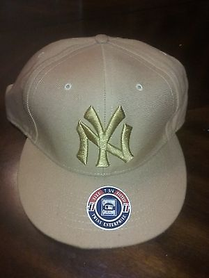 8d2227a8afd NWT New York Yankees Fitted Hat by Cooperstown Collection Size 7 3 4 Ny NYY