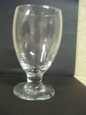 Crystal Water Glass 8 Ounce