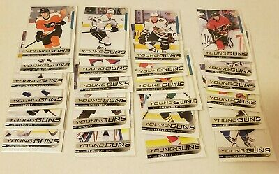 2018-19 Upper Deck YOUNG GUNS Series 2 Rookies Complete Your Set You Pick Ur U