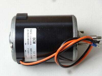 NEW International Navistar 12V Heater Blower Motor BCM 22402000A
